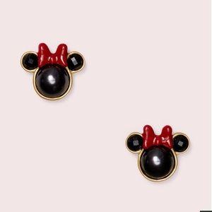 ♠️Kate Spade Minnie Mouse Studs